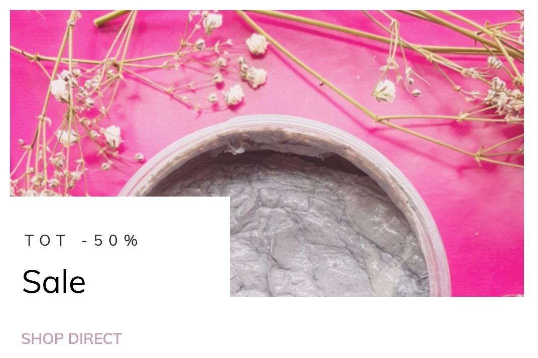 Nunc8 - Sale - Kortingen - Natuurlijke cosmetica