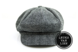 Herringbone cap/pet