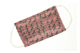 Mondkapje - Pink