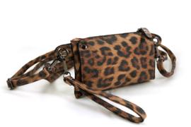 Leopard tasje Colmar