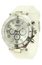 Horloge Ernest - Wit