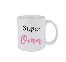 Super oma - roze