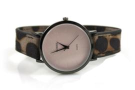Horloge Leopard
