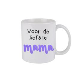 Liefste mama - paars