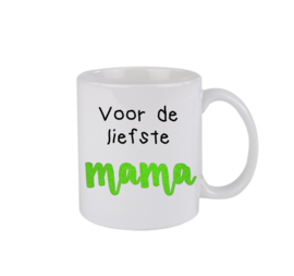Liefste mama - groen