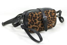 Leopard heup / schoudertasje Nairobi