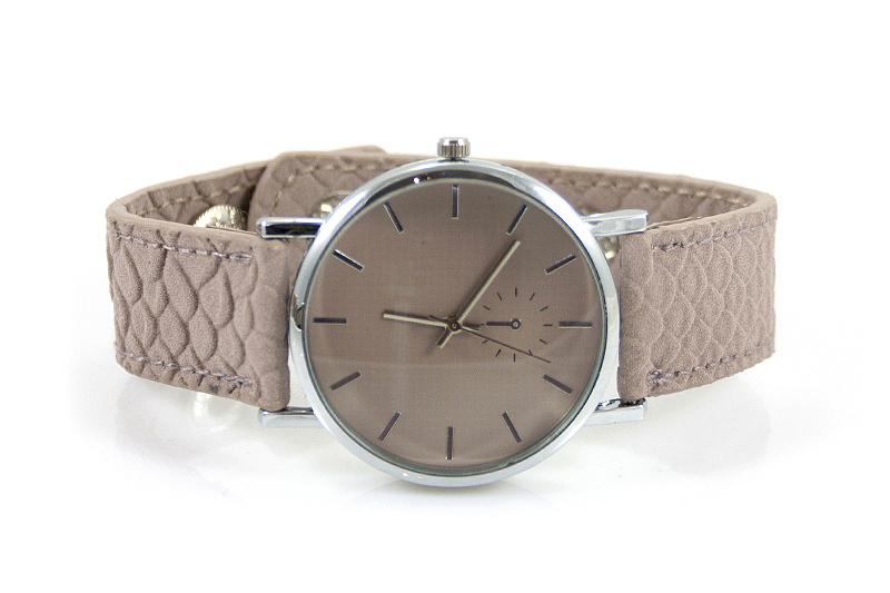 Snake horloge