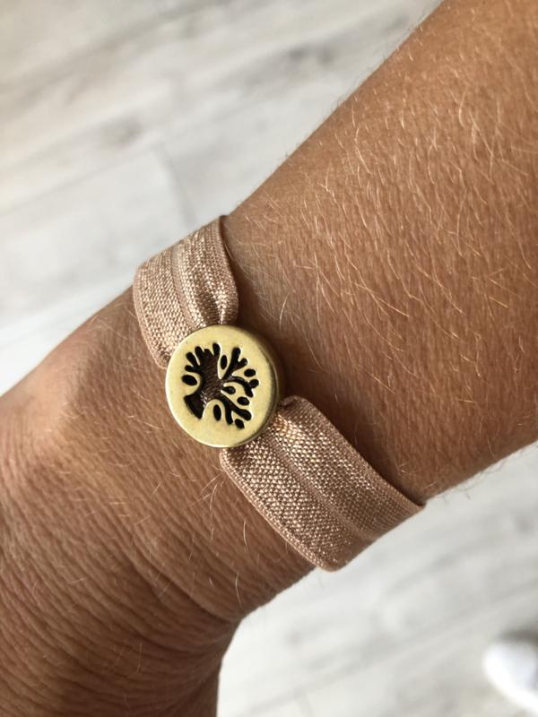 Elastische armband - TREE