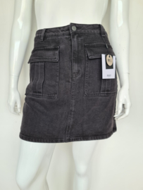 Object denim skirt. Mt. XL. Zwart