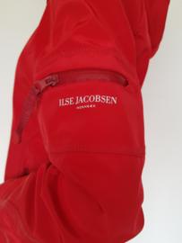 Regenmantel Ilse Jacobsen. Mt. 38. Rood