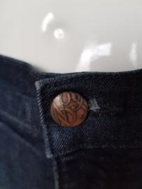 Jeans NYDJ. Mt. 36. Donkerblauw