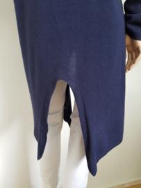 Los vallend vest Twenty5. Mt. 40. Blauw/lang model