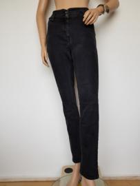 High waist jeans Sis by Spijkers & Spijkers. Mt. XL. Grijs.