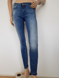 Ankle jeans 7 For all Mankind. Mt. 30. Blauw.