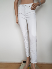 Skinny jeans Repeat Cashmere. Mt. 38. Wit.