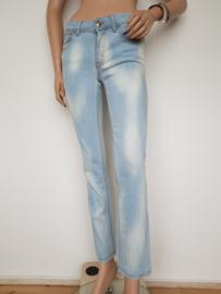 Jeans Skinny leg Just Cavalli. Mt. 28. Lichtblauw.