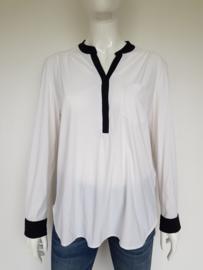 Studio Anneloes blouse. Mt. L. Wit/travelstof.