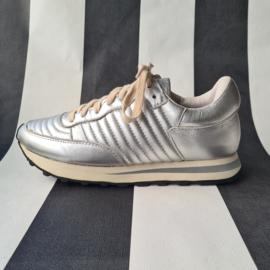 Yaya sneakers.Mt. 38. Zilverkleurig