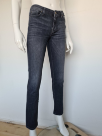 7 For All Mankind jeans. Mt. 29. Donkerblauw.