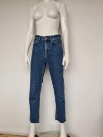 Joline Jolink Straight jeans. Mt. S. Blauw.