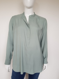 Blouse Mc Gregor. Mt. 46. Mintgroen.