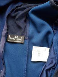 Maxidress Vera Mont. Mt. 38. Blauw