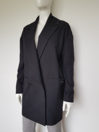 Twin-Set by Simona Barbieri blazer jas. Mt. S. Zwart.