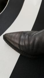 Kwaliteitslaarzen van Vic. Mt. 37,5. Grijs/metaal.