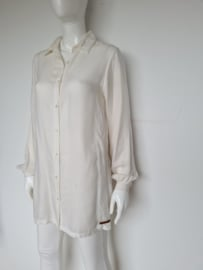 Moscow blouse. Mt. S. Crème.