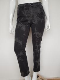 Skinny jeans Angels. Mt. 42. Grijs/print.