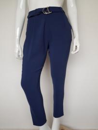 Pantalon Caroline Biss. Mt. 40. Blauw.
