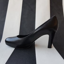 Plateau pumps Catwalk. Mt. 36. Zwart.
