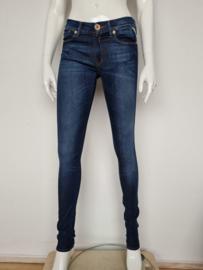 Replay LUZ skinny jeans. Mt. 27. Blauw.