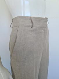 COS pantalon. Mt. 40. Beige/linnen.