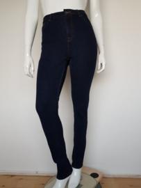 Skinny jeans Joline Jolink. Mt. M. Donkerblauw.