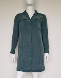 America Today blouse jurk. Mt. L. Groen.