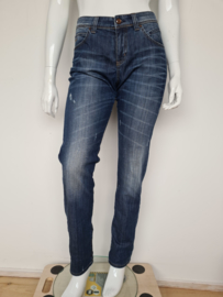 MAC Sexy Boyfriend jeans. Mt. 42. Blauw.