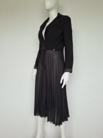 Rinascimento blazer dress. Mt. L. Zwart