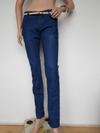 Jeans Maison Scotch. Mt. 26/32. Blauw.