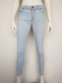 Joe's jeans mid rise skinny ankle. Mt. 27. Lichtblauw.