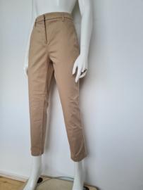Cambio pantalon. Mt. 40. Beige/wit.