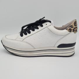 SPM sneakers. Mt. 40. Wit/leer.