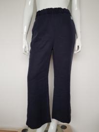 IN-CA  pantalon. Mt. XL. Donkerblauw/ tencel.