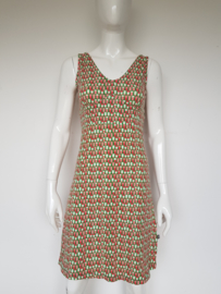 Froy & Dind jurk. Mt. M. Ijsjesprint.