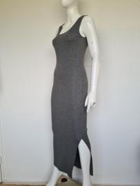 Selected Femme maxi dress. Mt. S. Grijs.