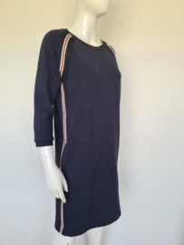Summum sweater dress. Mt.  M. Blauw.