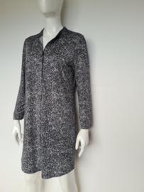 Sylver blouse jurk. Mt. 36. Print