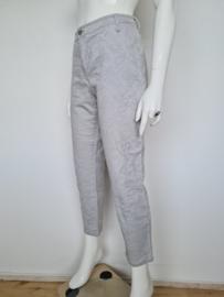 MAC pantalon. Mt. 40. Grijs/Damast.