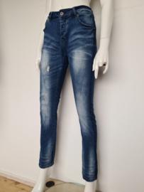 Blue Daze (Summum) jeans. Mt. 40. Blauw.