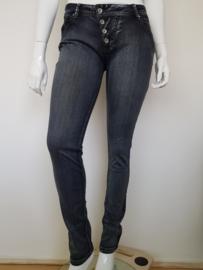 Jeans Buena Vista. Style Malibu. Mt. L. Grijs.